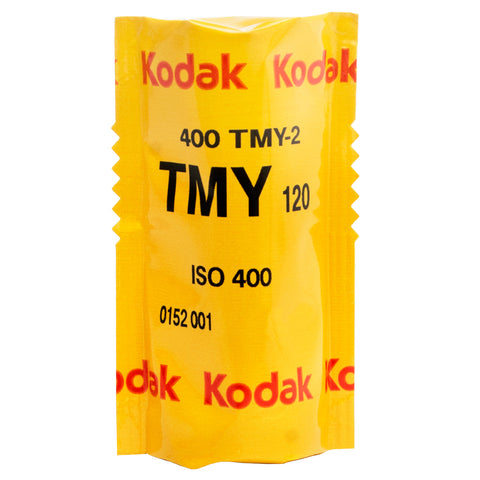 Kodak Professional T-Max 400 Black and White Negative Film (120 Roll Film)