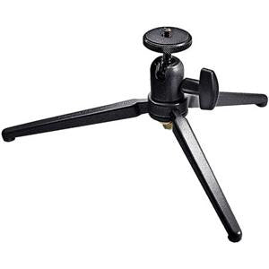 Manfrotto 709B Digi-Table-Top Tripod with Ball Head - Black Finish - S