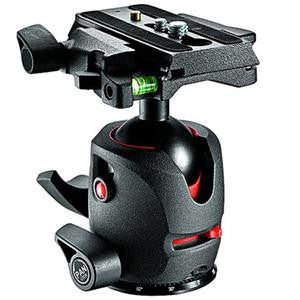 Manfrotto MH054M0-Q5 Magnesium Ball Head with Q5 Quick Release Support