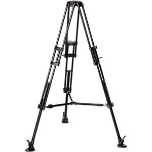 Manfrotto 546B Pro Video Tripod with Mid-level Spreader - 8678
