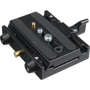 Manfrotto 577 Rapid Connect Adapter Assembly with Sliding Mounting Pla