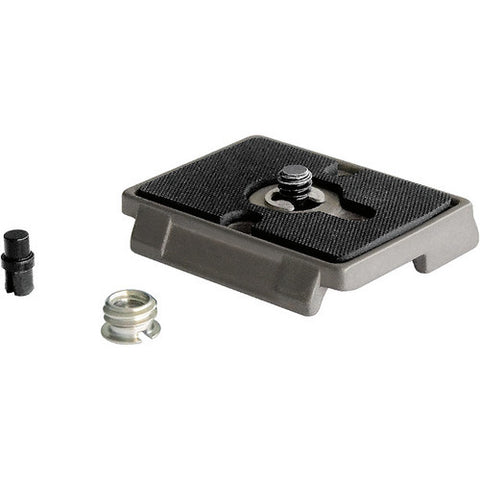 Manfrotto 200PL Quick Release Plate with 1/4 - 2708