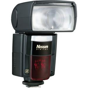 Nissin Di866II Digital Flash for Canon Digital SLR & Powershot Hot