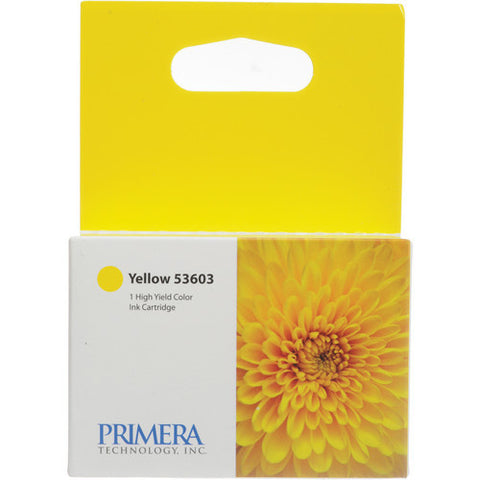Primera Yellow Ink Cartridge For Primera Bravo 4100 Series Printers -
