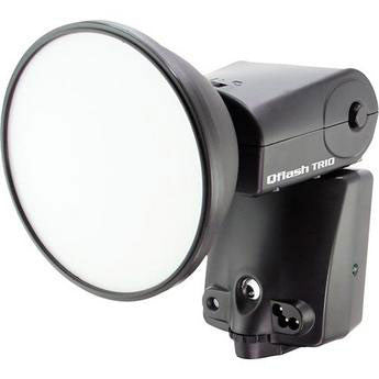 Quantum Instruments Qflash TRIO QF8C TTL Shoe Mount Flash for Canon E-