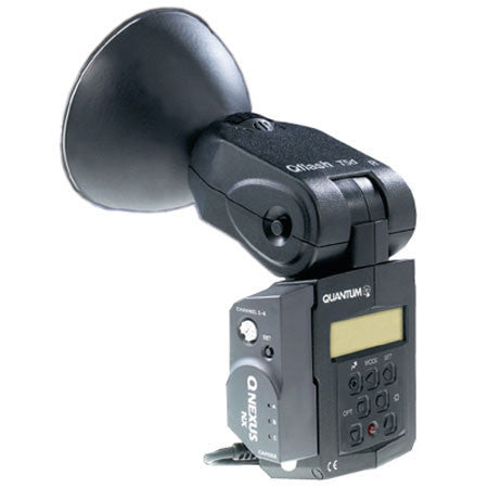 Quantum Instruments Qflash with Full Wireless TTL dedication for new d