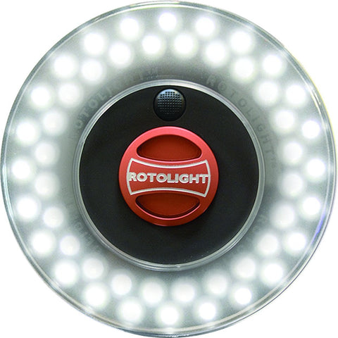 Rotolight RL48-B LED RingLight Stealth Edition - 7164