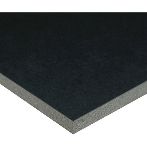 Foam core 32x40 3/16 thick Black