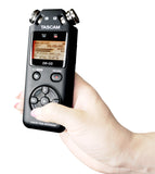 Tascam Stereo Portable Digital Recorder DR-05