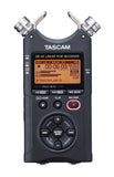 Tascam 4-track Portable Digital Recorder DR-40