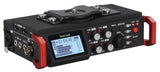 Tascam 6-track Portable Recorder with HDMI Sync for DSLR DR-701D