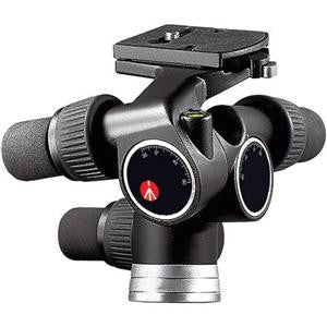 Manfrotto 405 Pro Digital Geared Head (Quick Release) - Supports 16.5