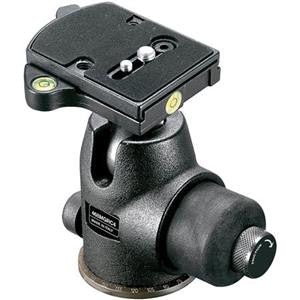 Manfrotto 468MGRC4 Hydrostatic Ball Head with RC4 Quick Release - 8783