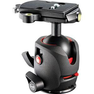 Manfrotto 055 Magnesium Ball Head with RC4 Quick Release Up to 26.5 lb