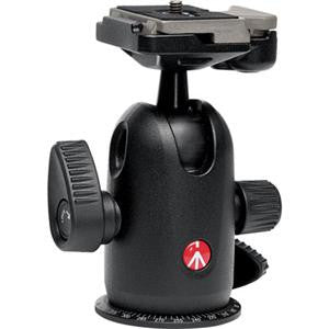 Manfrotto 498RC2 Midi Ball Head 498 with RC2 Rapid Connect Plate Maxim