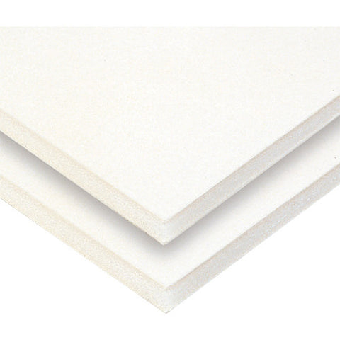"Foam Core Board - 48 x 96 x 1/2"" White"