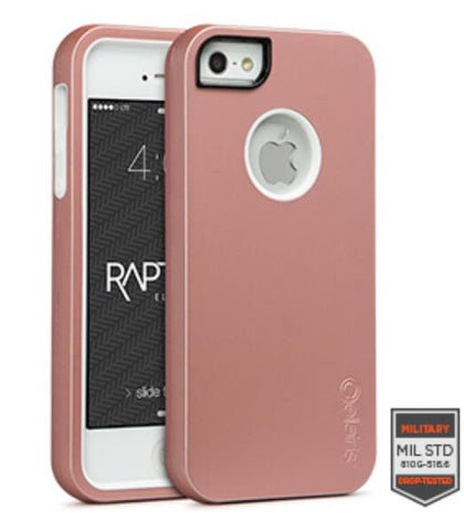 b41630ece1b iPhone 5S/SE - Rapture Rose Gold/White Matte Finish 42-0051108
