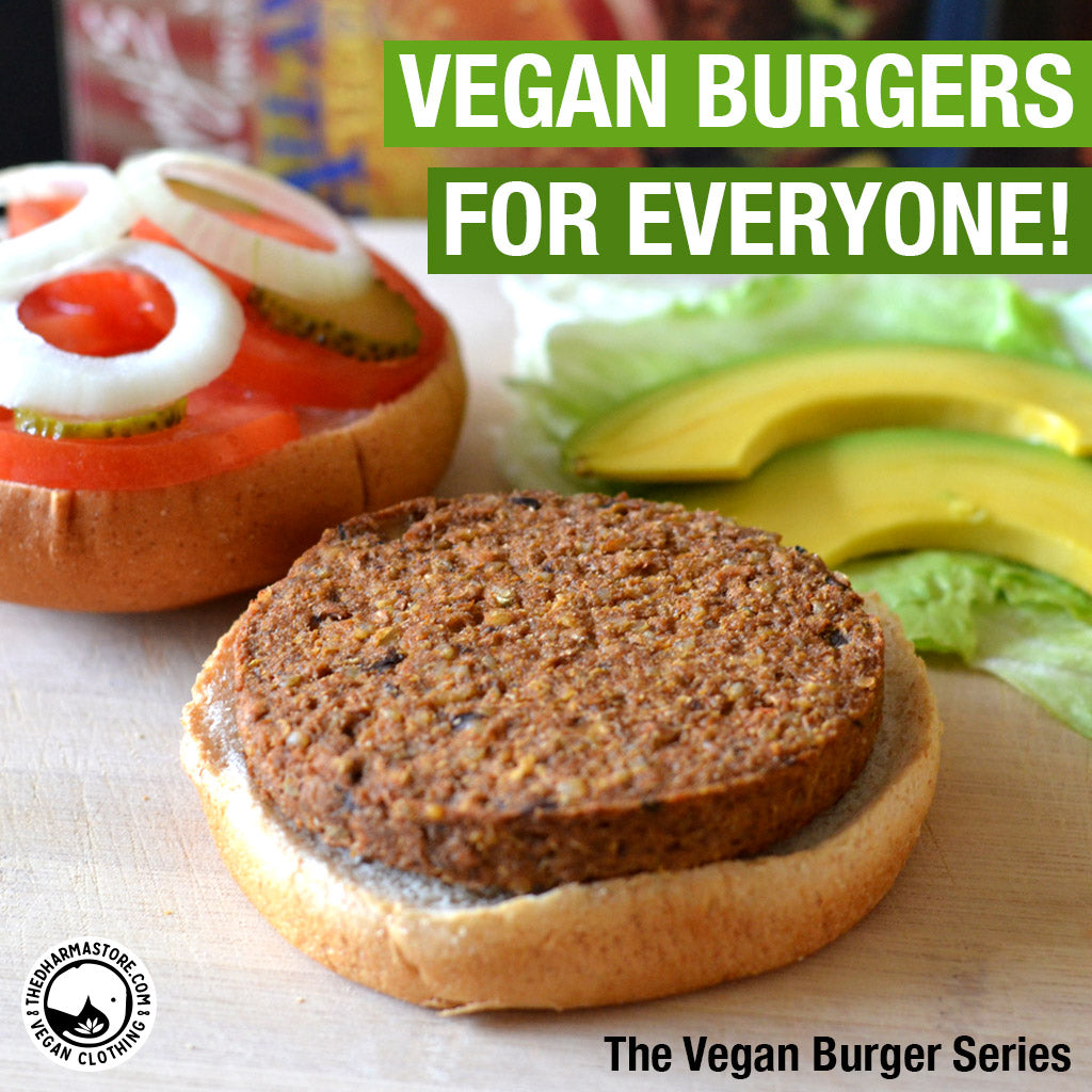 Vegan Burgers for Everyone!