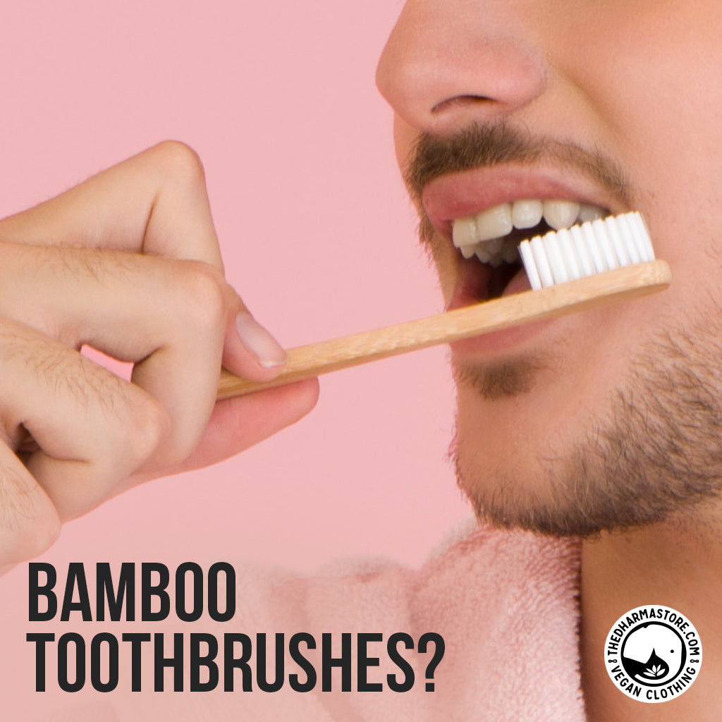 The Best Vegan Bamboo Toothbrushes Brands