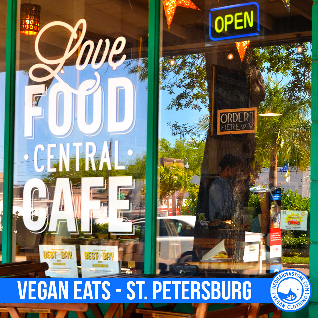 Do you love vegan food? Try Love Food Central!