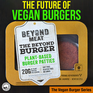 The Vegan Burger that is beyond our expectations!