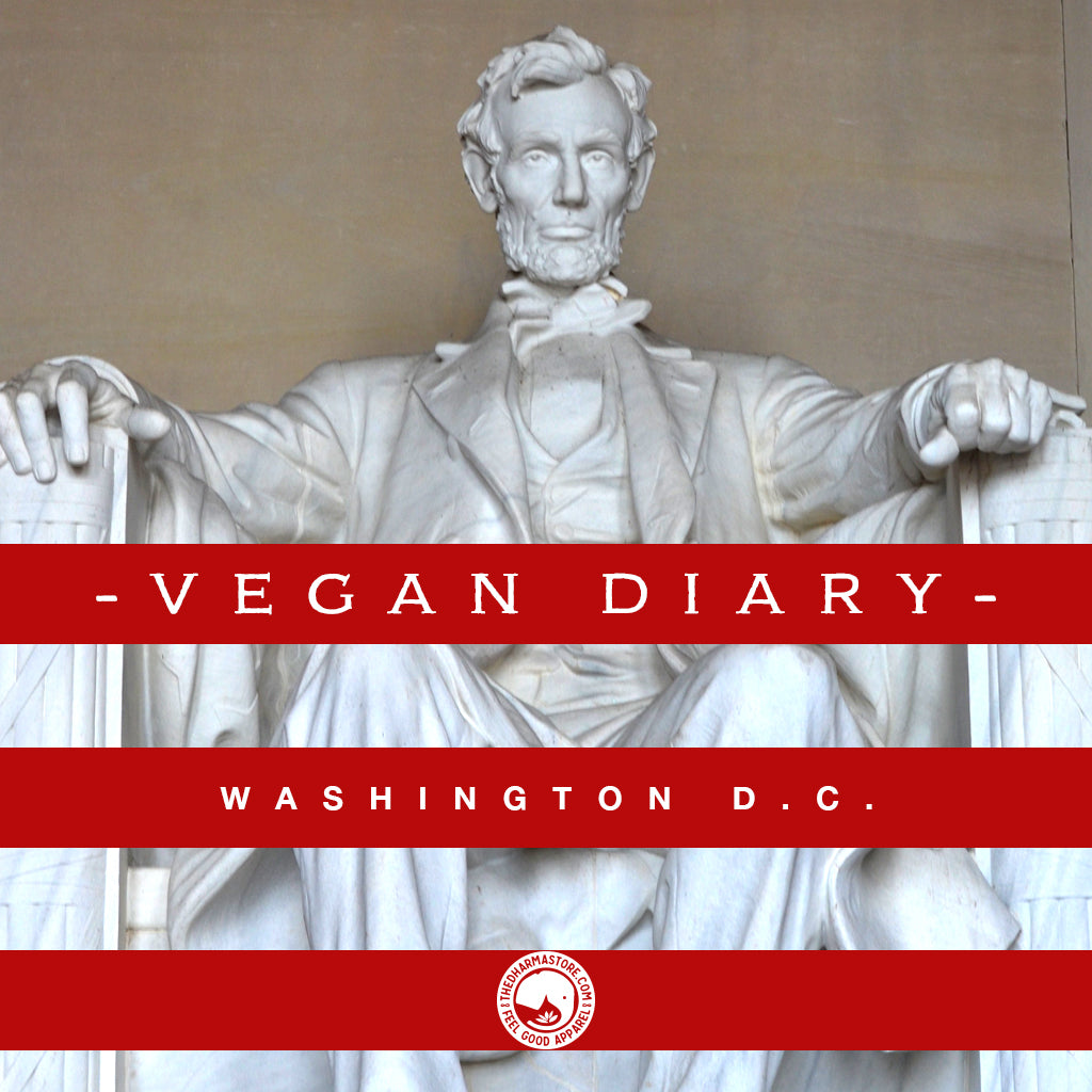 Washington D C Is In The Top 10 Cities For Vegans The