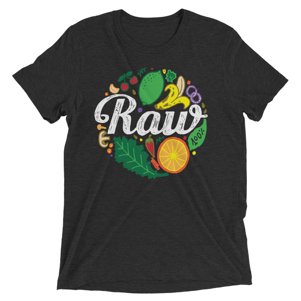 Raw 100% Vegan - Vegan T-Shirt by The Dharma Store