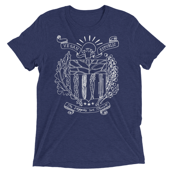 Vegan Clothing - Vegan Shirt - Vegan T-Shirt - Vegan Republic by The Dharma Store