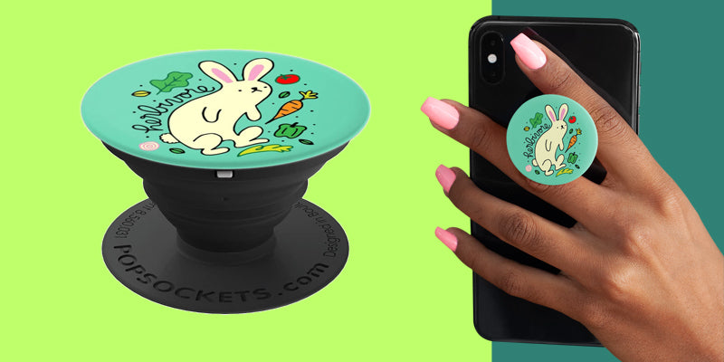 The Dharma Store vegan popsockets