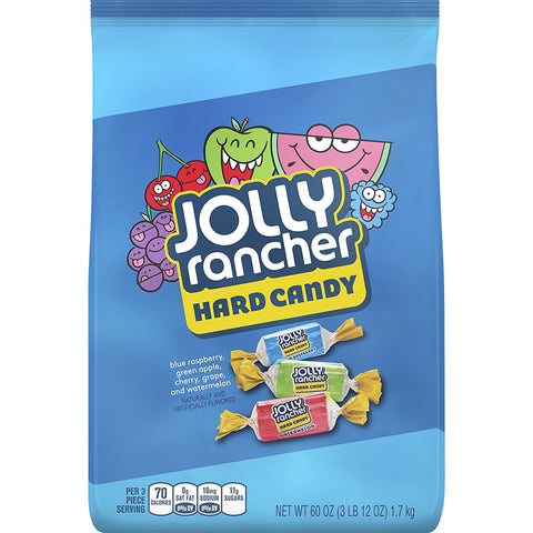 Jolly Rancher Hard Candy vegan candy