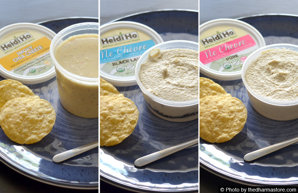 Vegan Cheese - Heidi Ho Vegan Cheese - The Dharma Store