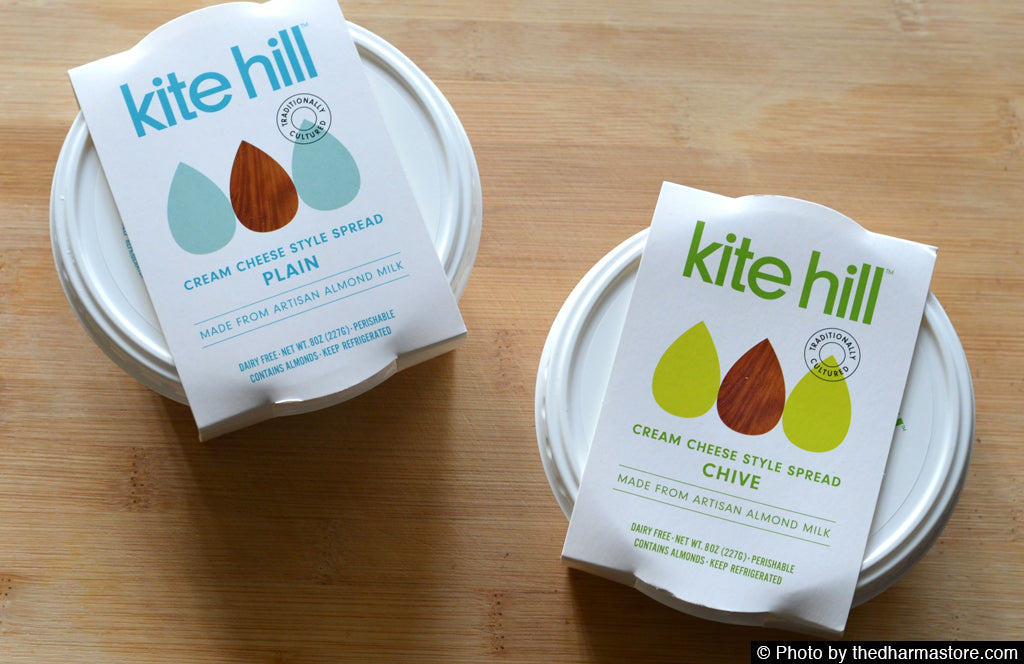 Vegan Cheese - Kite Hill Vegan Cream Cheese - The Dharma Store
