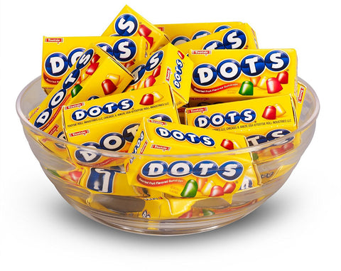 Dots vegan candy