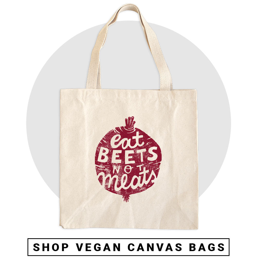 Vegan Bags - Vegan Canvas Bags - Vegan Apparel by The Dharma Store
