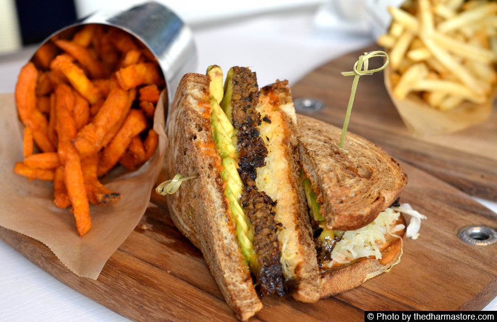 Crate - Vegan restaurant in Miami - Vegan Reuben