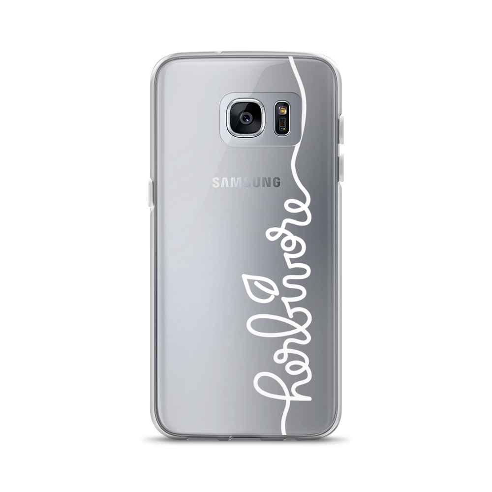 Vegan Samsung Galaxy Case - Herbivore Leaf
