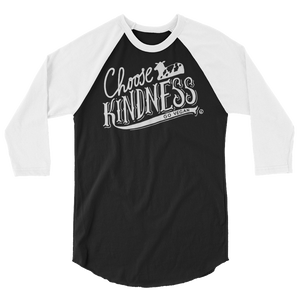 Long Sleeve Vegan Shirt - Choose Kindness