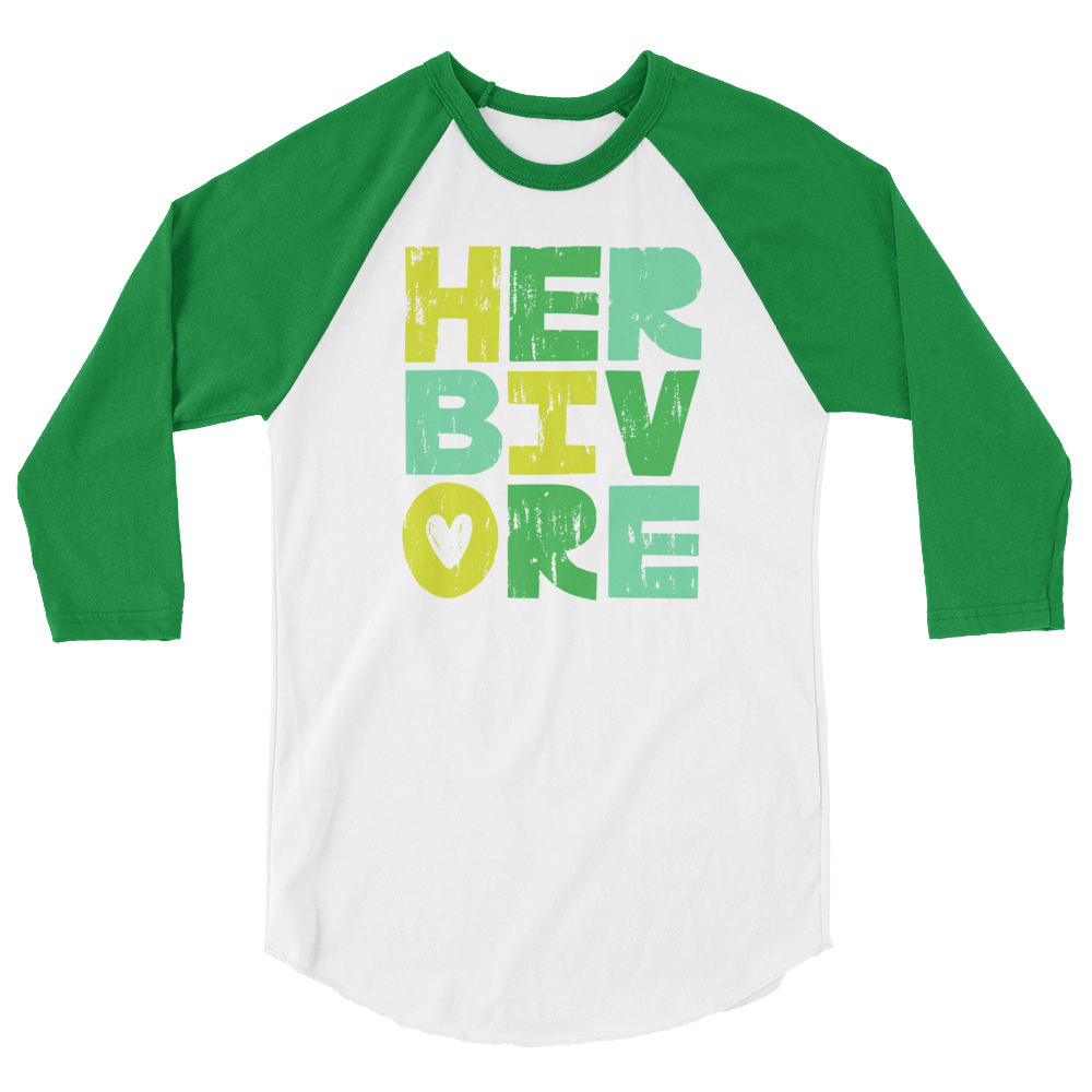 Long Sleeve Vegan Shirt - Herbivore Heart