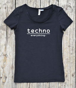techno over everything