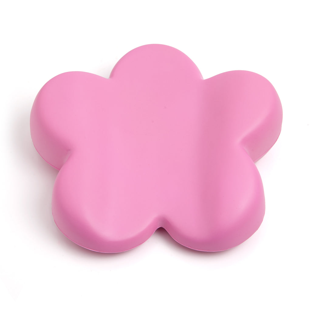 Best Luxury Bath Pillow with Powerful Suction Cups - Pink