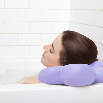 Best Luxury Bath Pillow with Powerful Suction Cups
