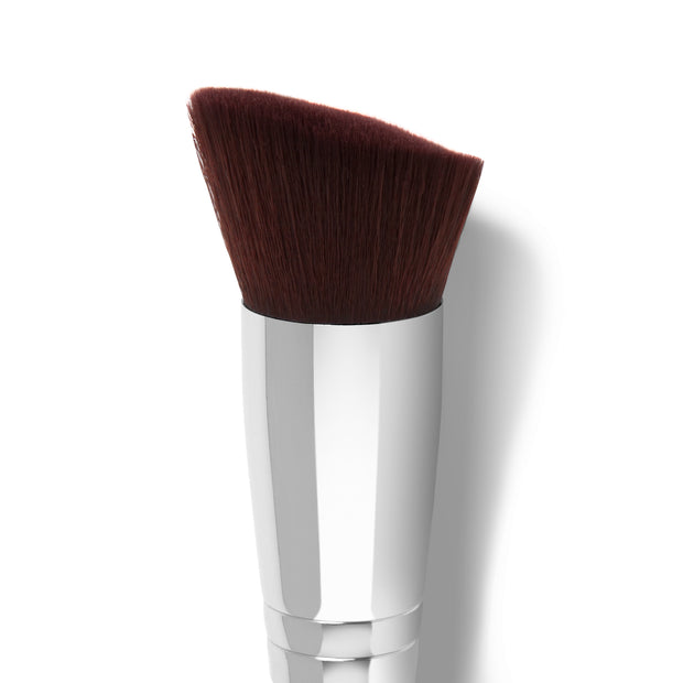 FREE + Shipping   Kabuki Brush Angled - Professional Quality