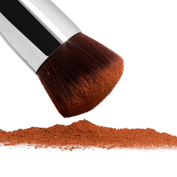 Kabuki Brush Round - Professional Quality