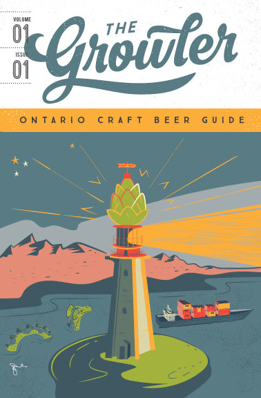 The Growler Ontario Volume 1, Issue 1 (Summer 2018)