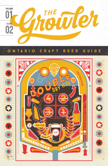 SOLD OUT: The Growler Ontario Volume 1, Issue 2 (Fall 2018)
