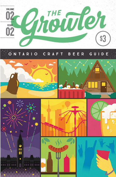 The Growler Ontario Volume 2, Issue 2 (Summer 2019)