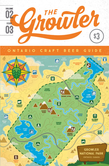 The Growler Ontario Volume 2, Issue 3 (Fall 2019)