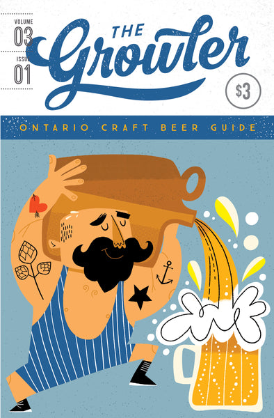 The Growler Ontario Volume 3, Issue 1 (Spring 2020)