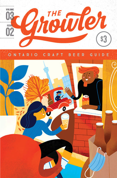 PRE-ORDER: The Growler Ontario Volume 3, Issue 2 (Fall/Winter 2020)
