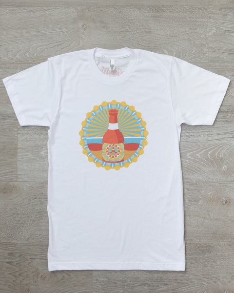 Men's Summer Tee White